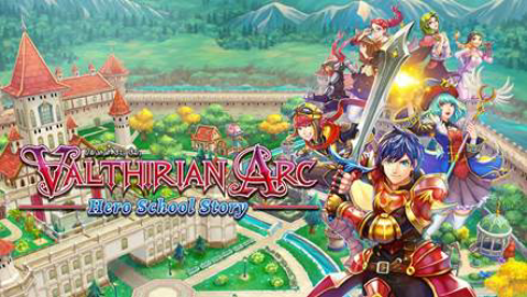 Agate Luncurkan Valthirian Arc: Hero School Story di Konsol PS4