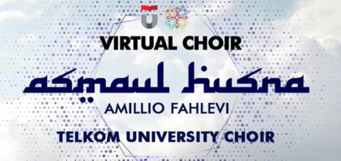 Tel-U Choir Persembahkan Virtual Choir Project