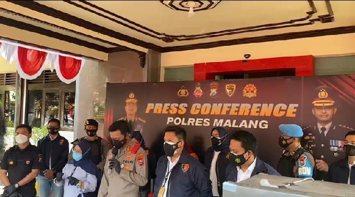 Menteri Sosial Apresiasi Polres Malang Ungkap Korupsi Dana Bantuan PKH