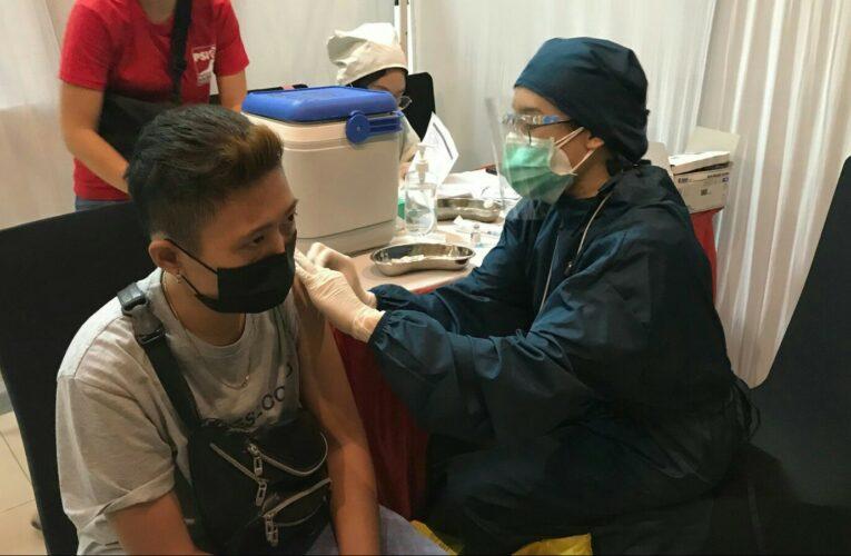 DPD PSI Kota Bandung Gelar Vaksinasi Massal di Berbagai Tempat