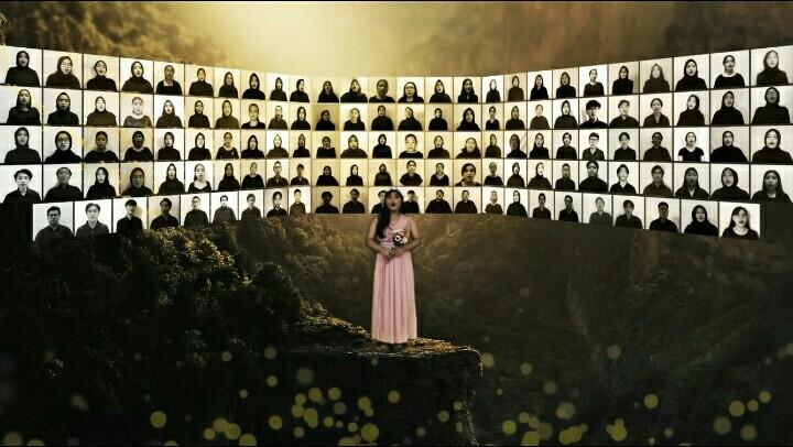 Tel-U Youth Choir Raih Gold Medal di Korea