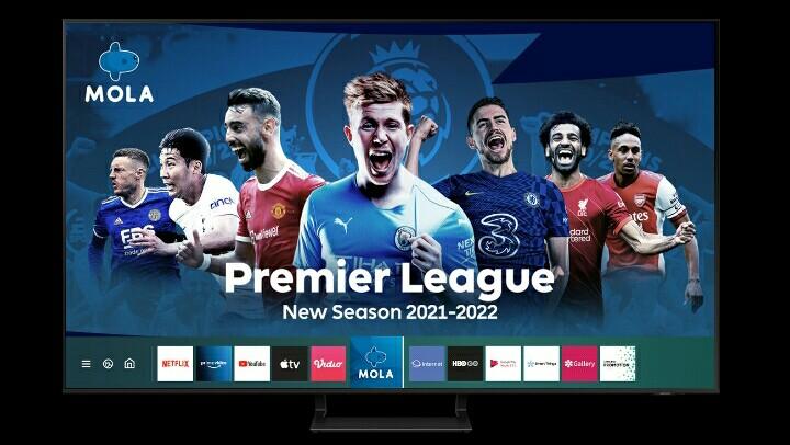 Nikmati Keseruan English Premier League di Layar Besar Samsung Smart TV