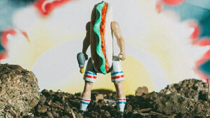Kalamula dan Dua Seniman Bandung Rilis Action Figur 'Mighty Paw'