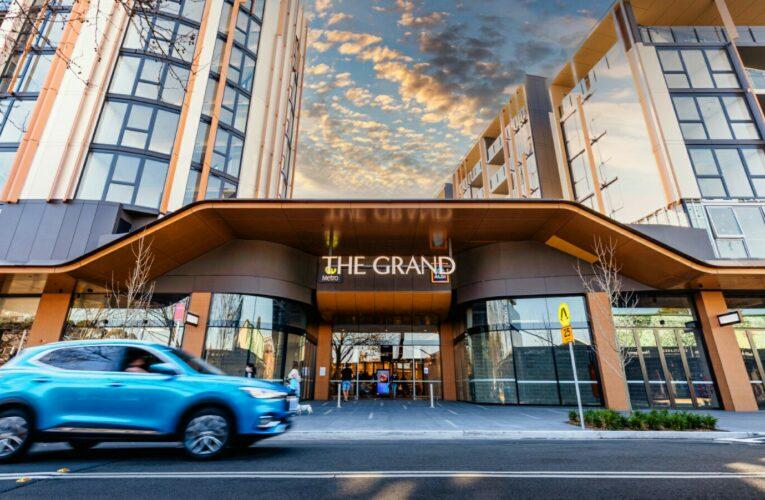 The Grand Eastlakes Hampir Rampung, Dua Pasar Swalayan Besar Australia Mulai Beroperasi