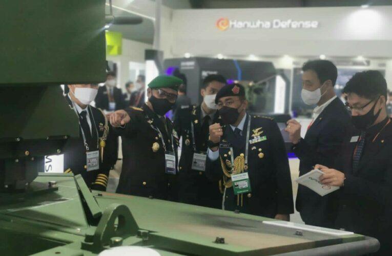 Dankodiklatad Hadir di ADEX 2021 Korea Selatan