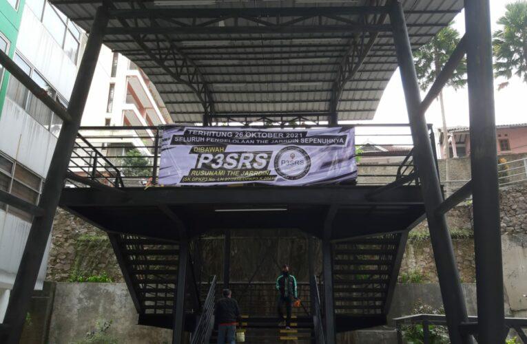 Kerusuhan Terjadi di Rusunami The Jarrdin Bandung, Buntut Perseteruan Developer dan P3SRS