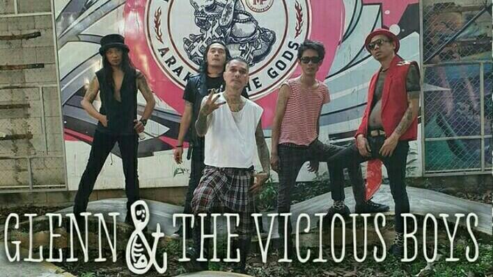 Glenn & The Vicious Boys Luncurkan Video Clip 'Silaturasa' di Bandung
